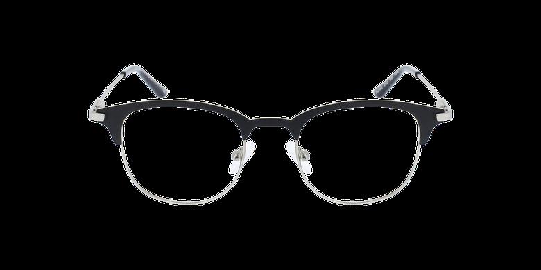 Lunettes de vue enfant MALCOLM noir/argentéVue de face