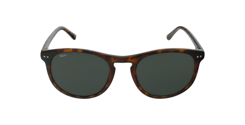 Óculos de sol homem GUILLAUME TO tartaruga  - Vista de frente