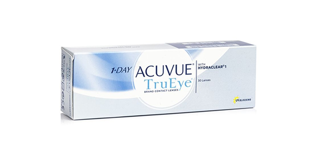 Lentilles de contact 1 Day Acuvue® TruEye 30L