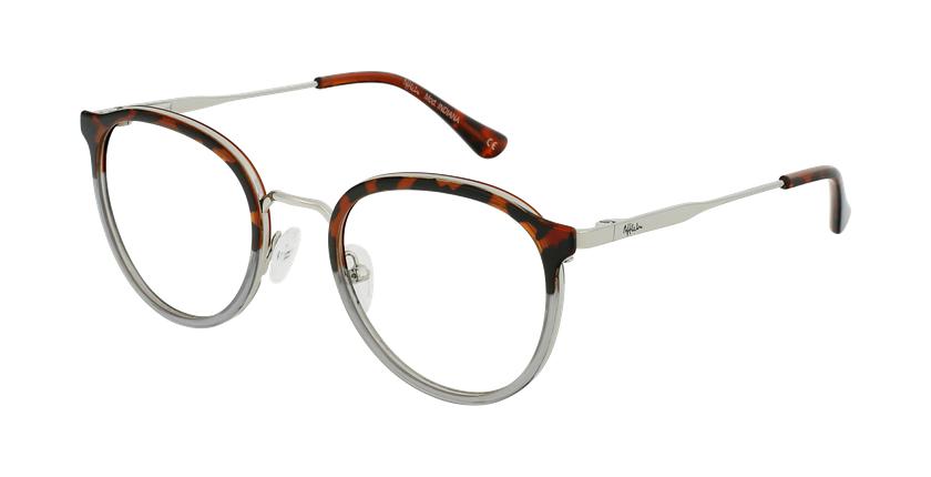 Óculos graduados INDIANA TO (TCHIN-TCHIN +1€) tartaruga /cinzento - vue de 3/4