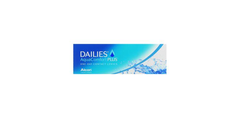 Lentilles de contact Dailies AquaComfort Plus 30L