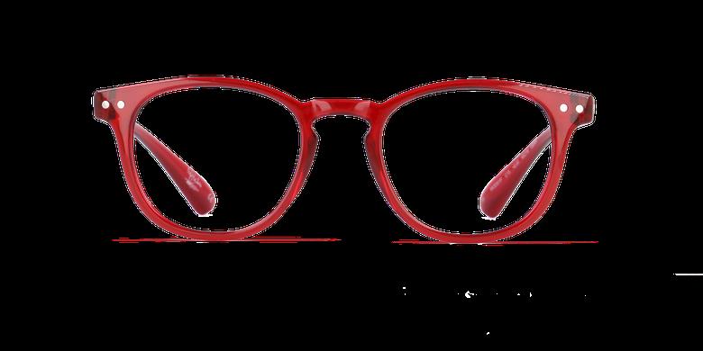 Lunettes de vue homme BLUE BLOCK HOMME rouge