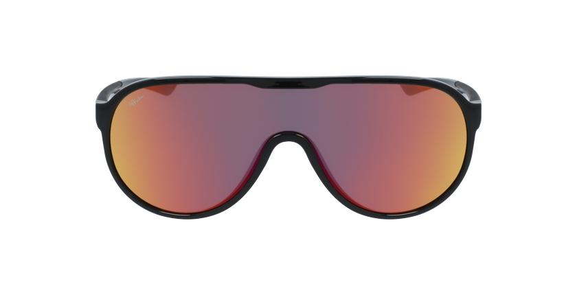Óculos de sol SALVA BK preto - Vista de frente
