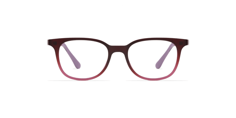 Óculos graduados criança SMART TONIC 11 vermelho/vermelho degradé