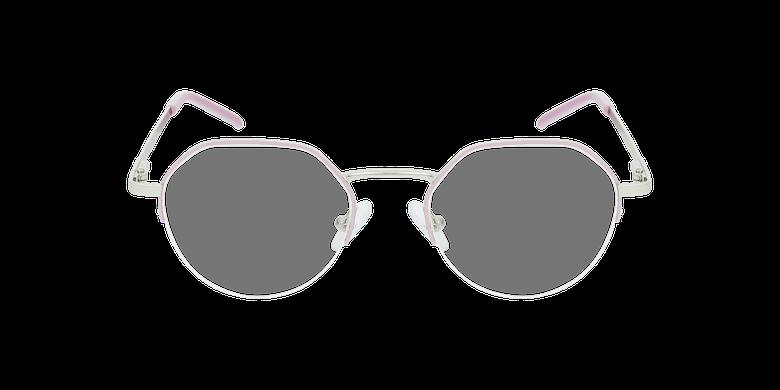 Lunettes de vue femme LAM rose/doré