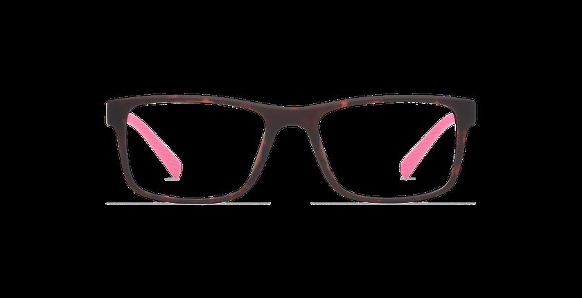 Gafas graduadas JUMP carey/rosa - vista de frente