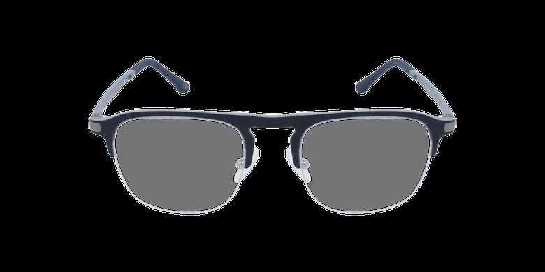 Óculos graduados homem MAGIC 57 BLUEBLOCK - BLOQUEIO LUZ AZUL azul/cinzento