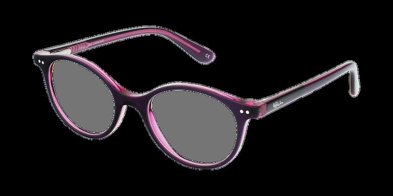 Óculos graduados criança CAPUCINE PU (TCHIN-TCHIN +1€) violeta/rosa