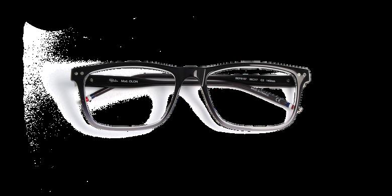 Gafas graduadas hombre OLON negro/gris