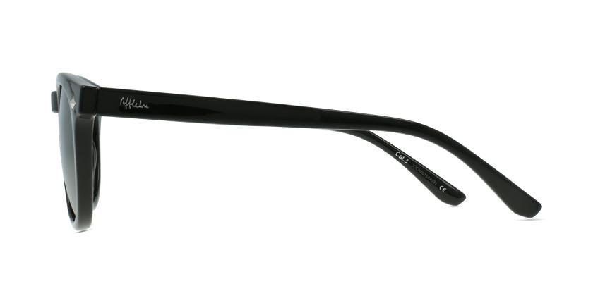 Óculos de sol GETAFE BK preto - Vista lateral