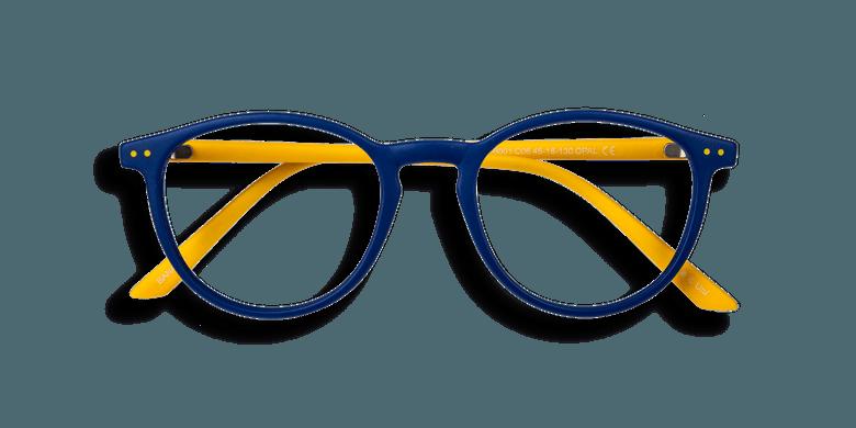 15f8dba89 Óculos graduados criança BANANA AZUL / AMARELO azul ...