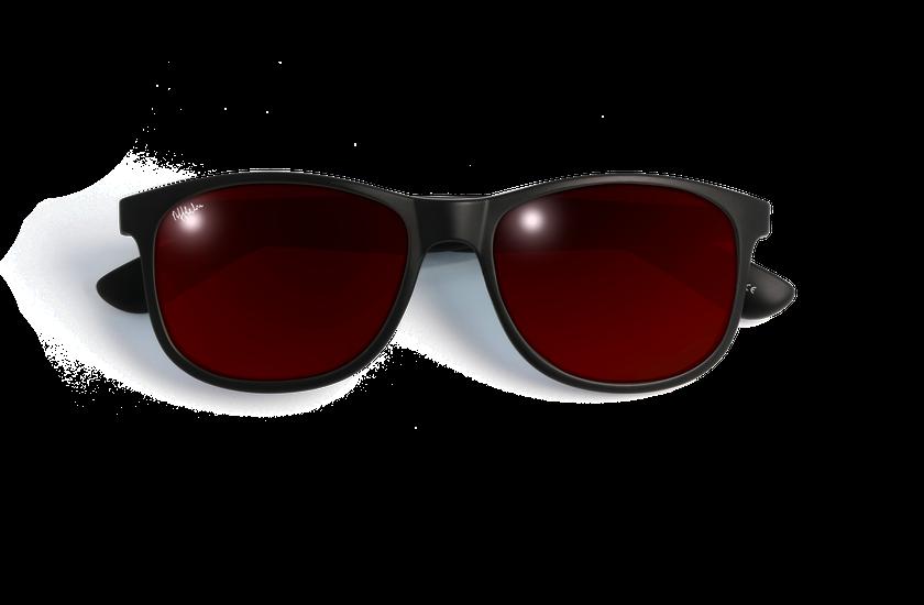 Lunettes de soleil homme TAYLOR POLARIZED noir - danio.store.product.image_view_face
