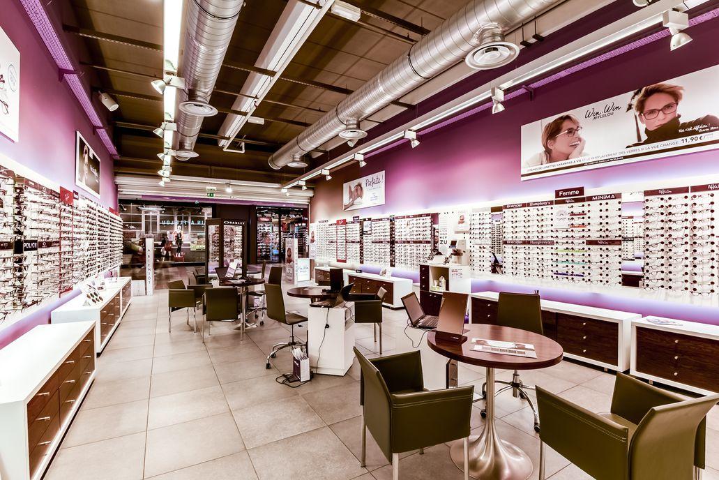 Opticien afflelou bordeaux c c auchan bordeaux le lac - Auchan bordeaux lac ...