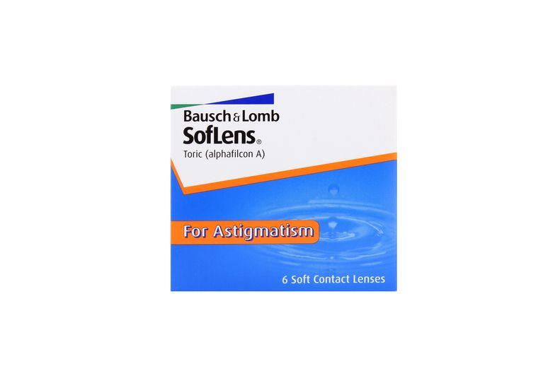 Lentilles de contact SofLens 66 Toric 6L