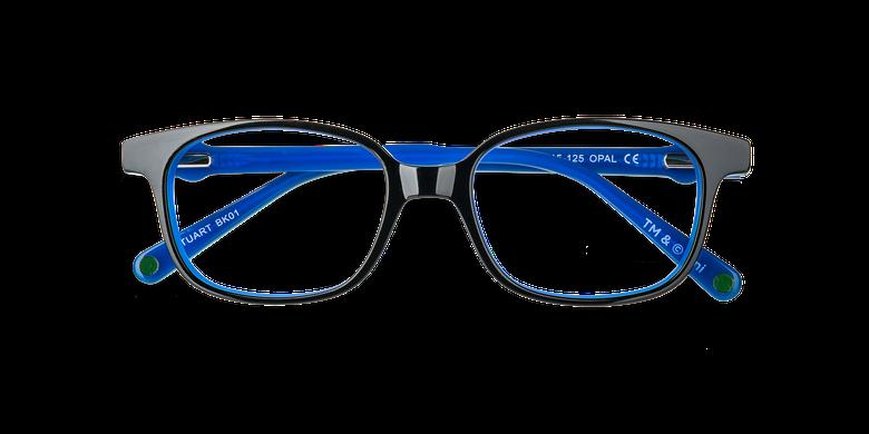 Gafas graduadas niños STUART negro/azul