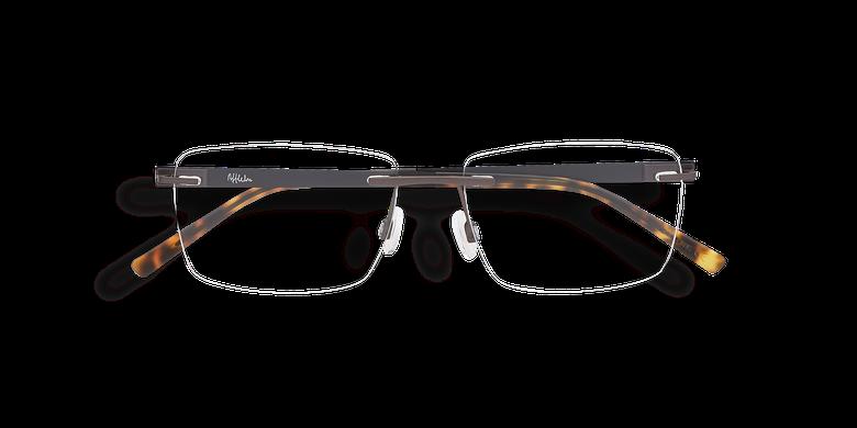 Óculos graduados homem ALPHA10_CINZENTO cinzento
