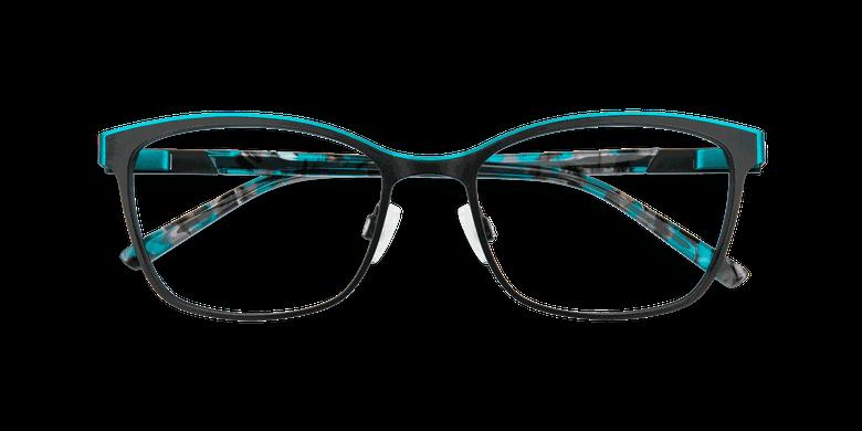 Óculos graduados senhora ALPHA 3 preto