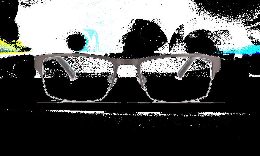 Lunettes de vue homme AFFLELOU COUTURE marron