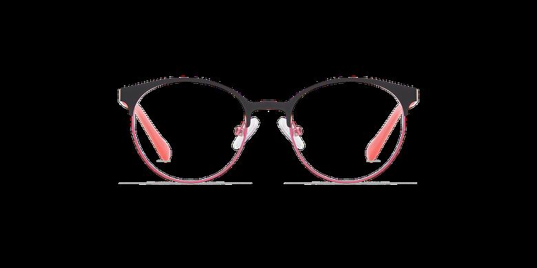 Óculos graduados criança AYLA BKPK preto/rosa