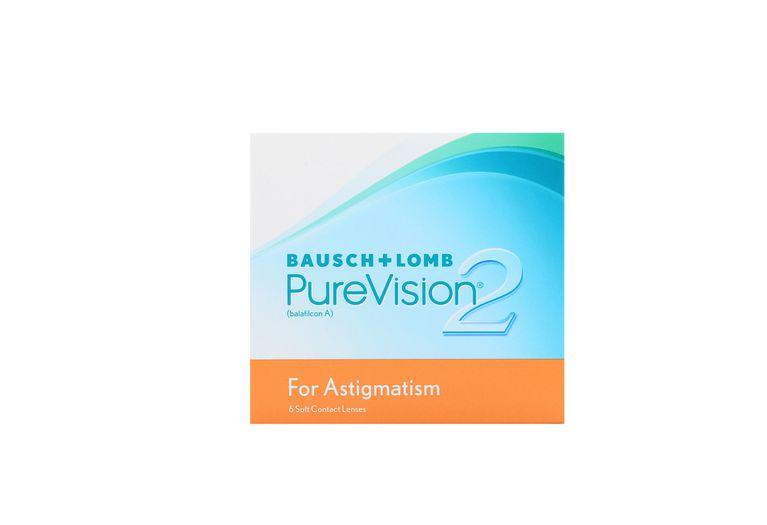 Lentilles de contact PureVision 2 HD for Astigmatism 6L