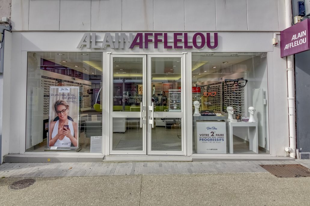 opticien afflelou brest 64 rue de siam 29200. Black Bedroom Furniture Sets. Home Design Ideas