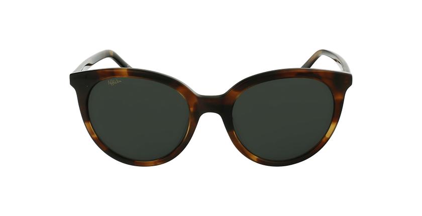 Óculos de sol senhora ENORA TO tartaruga  - Vista de frente