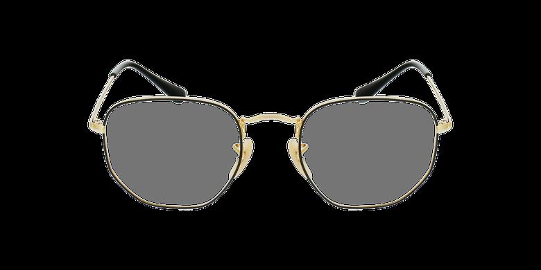 Gafas graduadas 0RX6448 negro/dorado