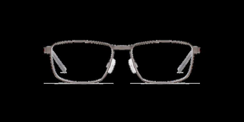 Óculos graduados homem ALPHA19_CINZENTO cinzento