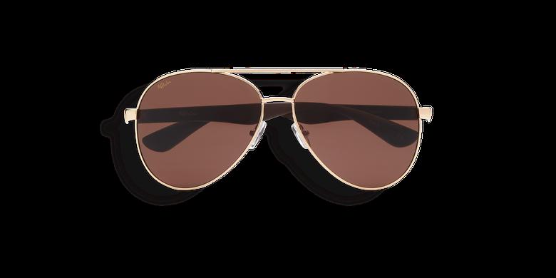 Óculos de sol CHICO (Tchin-Tchin +1€) dourado/castanho