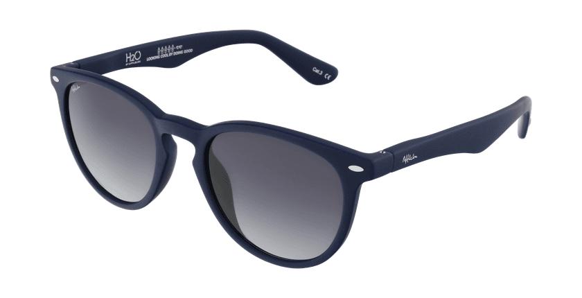 Óculos de sol H2O BL azul - vue de 3/4