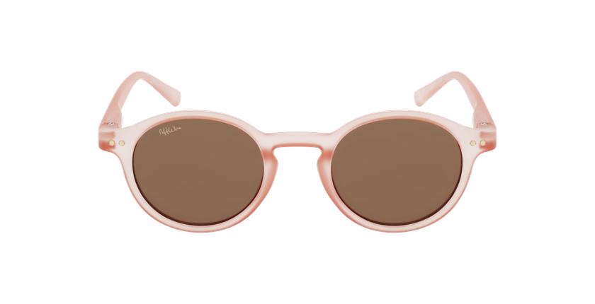 Óculos de sol criança LIO PK rosa - Vista de frente