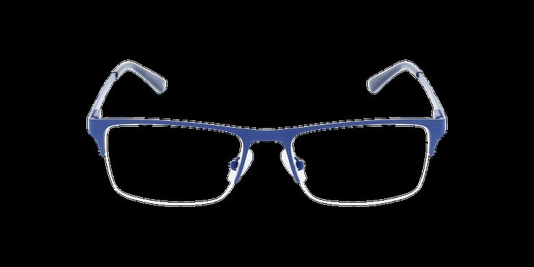 Lunettes de vue homme RONALD bleuVue de face