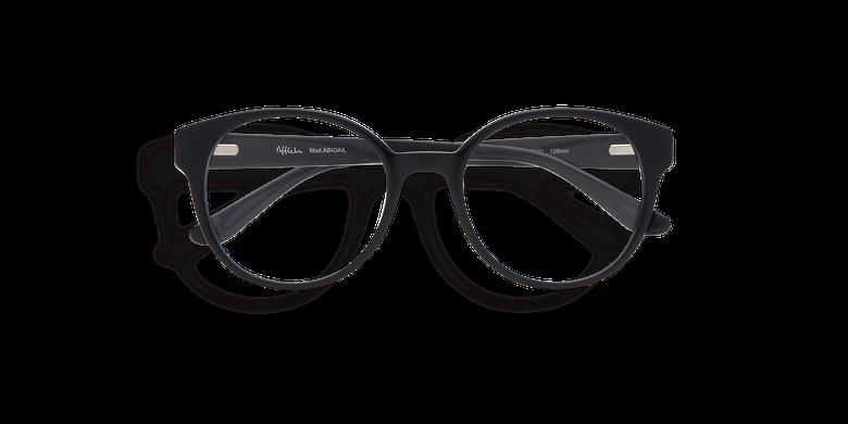 Óculos graduados senhora ABIGAIL (Tchin-Tchin +1€) preto