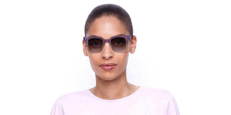 Óculos de sol senhora KAREN BL violeta/azul