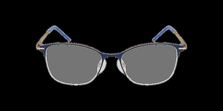 Óculos graduados senhora VEGA BLGD azul/dourado