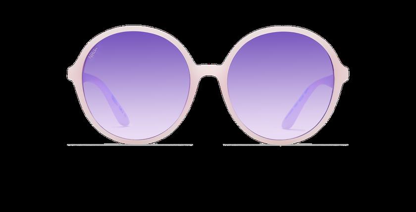 Gafas de sol mujer ASIOCA rosa - vista de frente