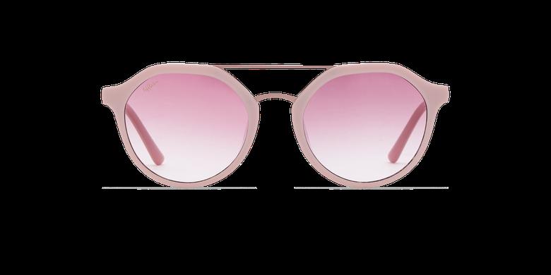 Lunettes de soleil femme KYLIE rose