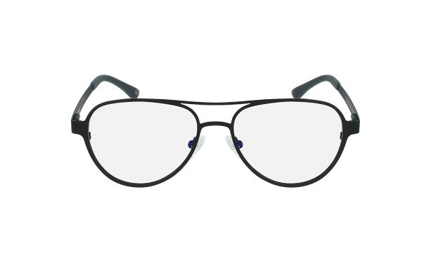 Gafas graduadas MAGIC 43 BLUEBLOCK negro - vista de frente