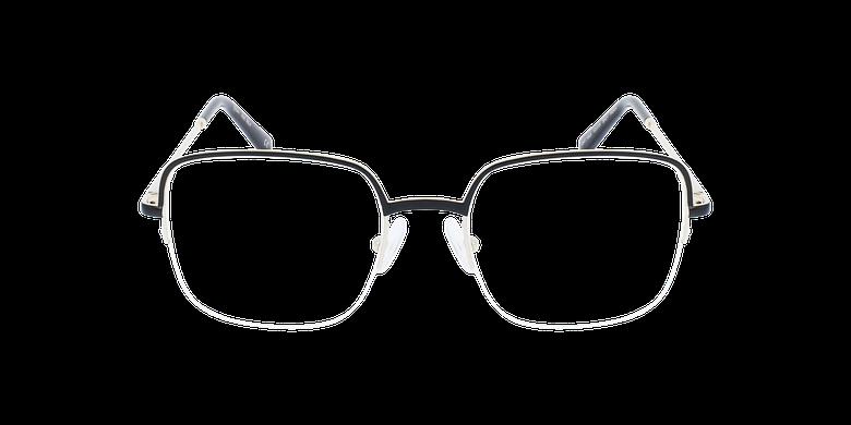 Lunettes de vue femme MILA noirVue de face