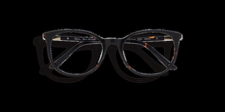 Óculos graduados senhora MEGAN (Tchin-Tchin +1€) tartaruga