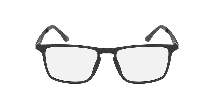 Lunettes de vue homme MAGIC 38 BLUEBLOCK noir - Vue de face