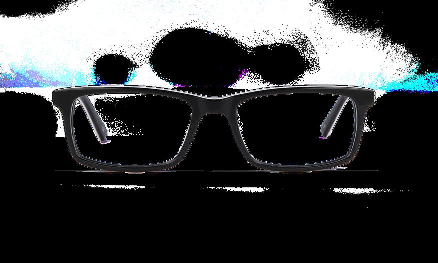 Lunettes de vue homme LEON noir