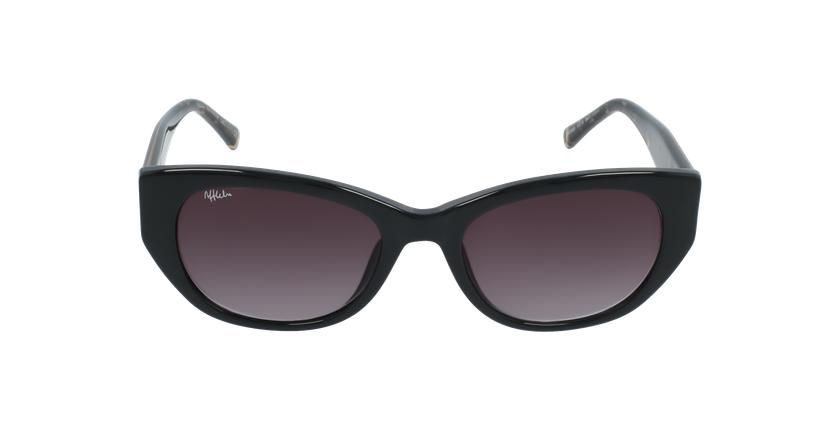 Óculos de sol senhora VANESSA BK preto - Vista de frente
