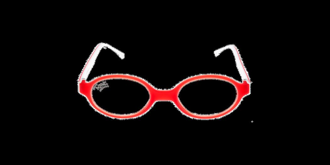 Lunettes de vue enfant T028 rouge