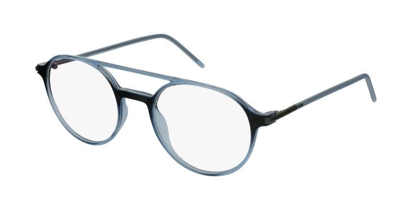 Óculos graduados MAGIC 74 BL azul - vue de 3/4
