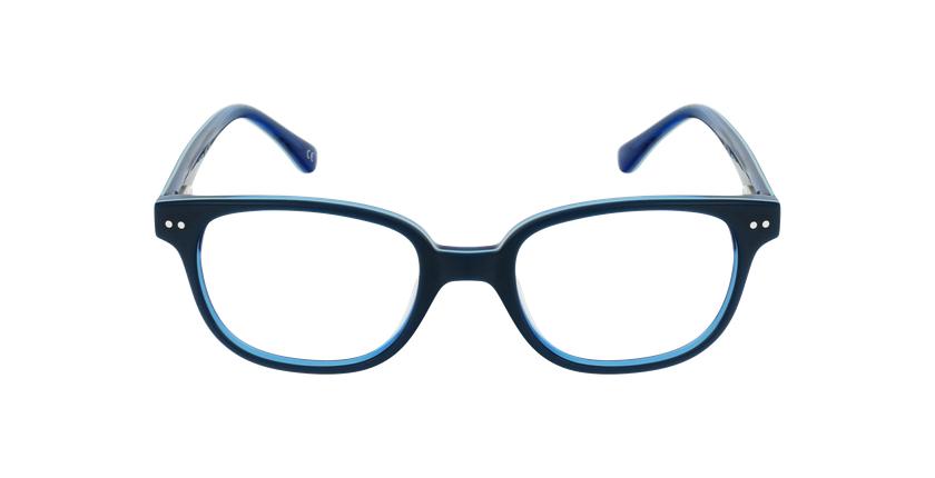 Óculos graduados criança MARCEL GRBL (TCHIN-TCHIN +1€) azul - Vista de frente