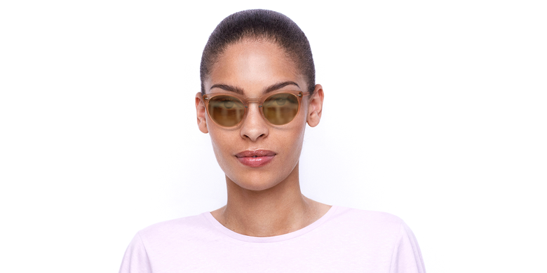 Gafas de sol mujer SHARON transparente