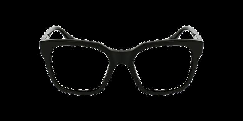 Óculos graduados senhora ALIENOR BK (TCHIN-TCHIN +1€) pretoVista de frente