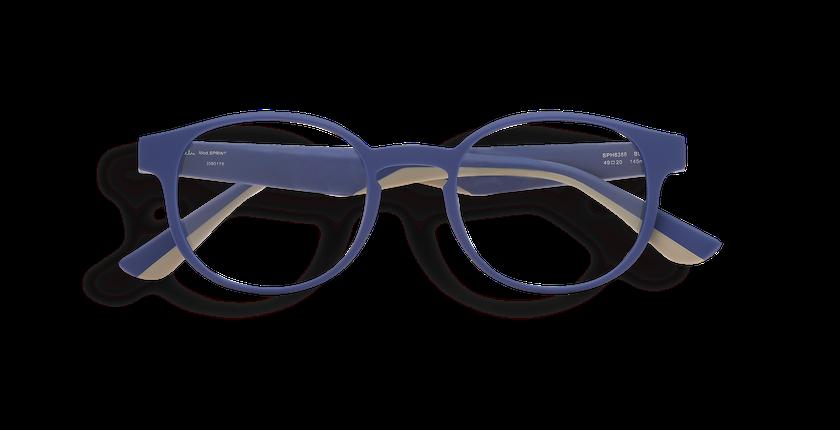 Gafas graduadas SPRINT azul/otros - vista de frente