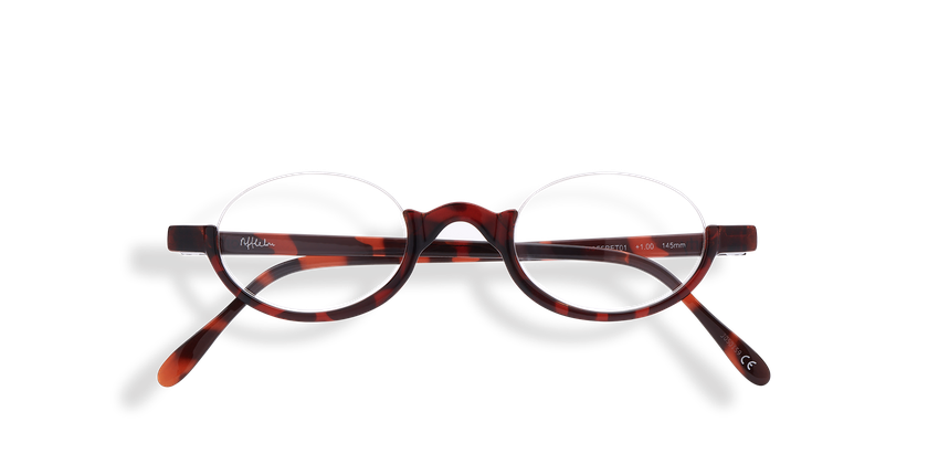 Óculos graduados FORTY PACK LARANJA PRÉ GRADUADOS  (DE +1.00 A +3.00) laranja - Vista de frente
